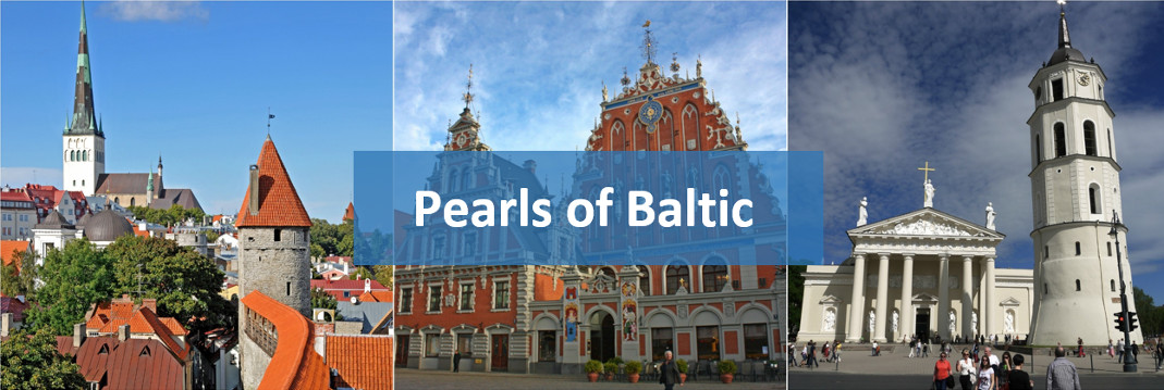 Pearls of Baltic