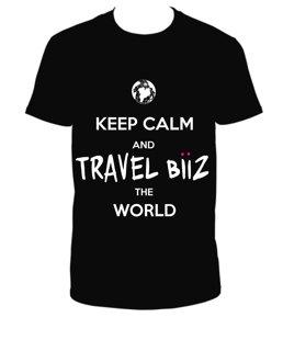 """Pieaugušo T-krekls """"Keep calm"""""""