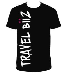 """Pieaugušo T-krekls """"Travel Biiz original"""""""