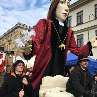 SVĒTĀ KAZIMIRA SVĒTKI VIĻŅĀ (2016.g. marts)