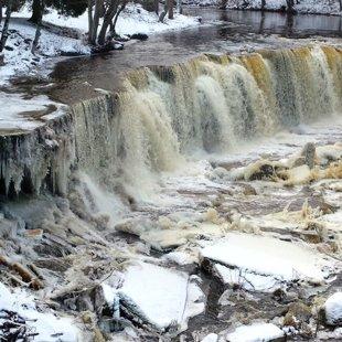 Igaunija ziemā
