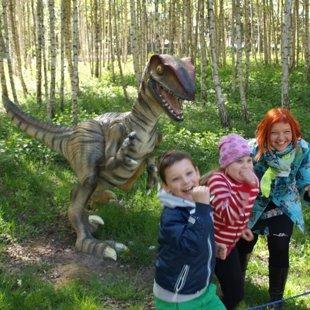Delfīni un Dinozauri Lietuvā